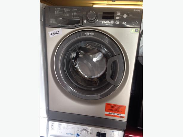 HOTPOINT 1-7KG WASHING MACHINE0