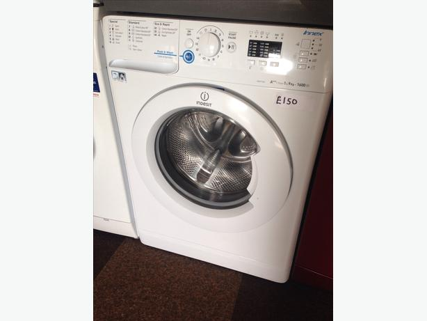 INDESIT 1-9KG WASHING MACHINE001