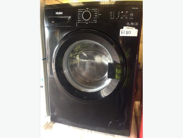 GRADED HAIER WASHING MACHINE 7KG CAPACITY