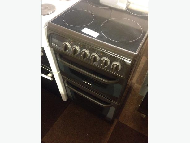 CANNON DOUBLE OVEN 50CM ELECTRIC COOKER2