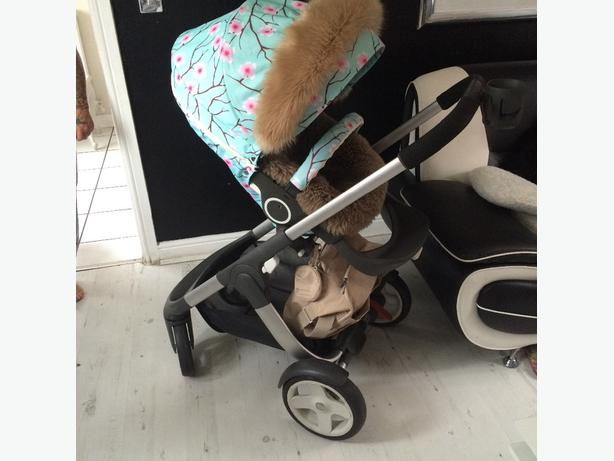 stokke crusi with extras
