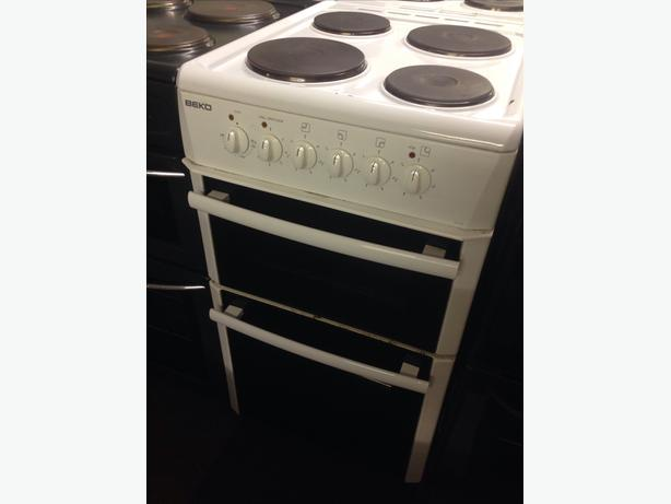 PLATED TOP BEKO 50CM ELECTRIC COOKER