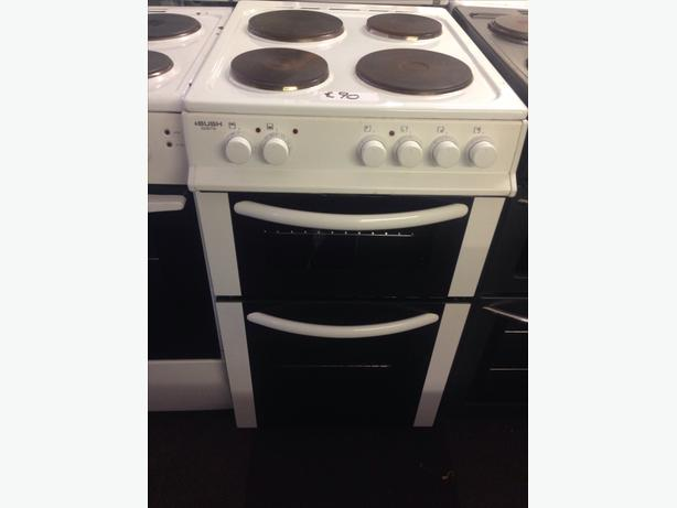 BUSH PLATED TOP ELECTRIC COOKER