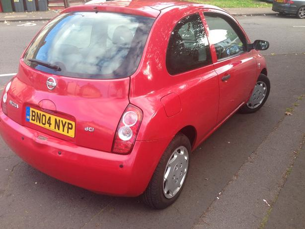 nissan micra dci 1.5
