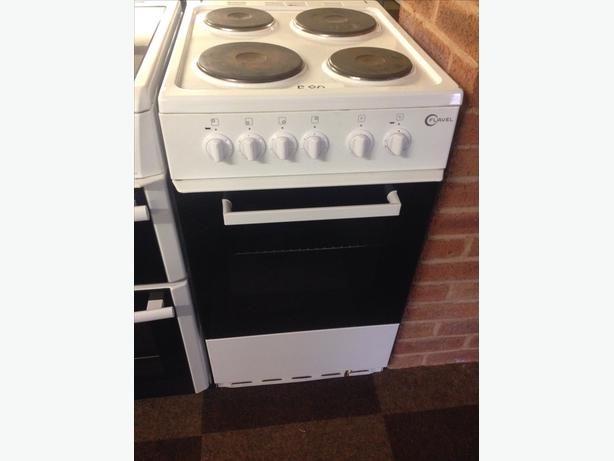 FLAVEL PLATED TOP ELECTRIC COOKER