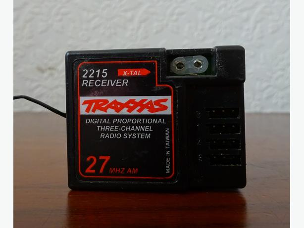 Traxxas 2215 3 Channel / T Maxx / Revo / Jato Receiver