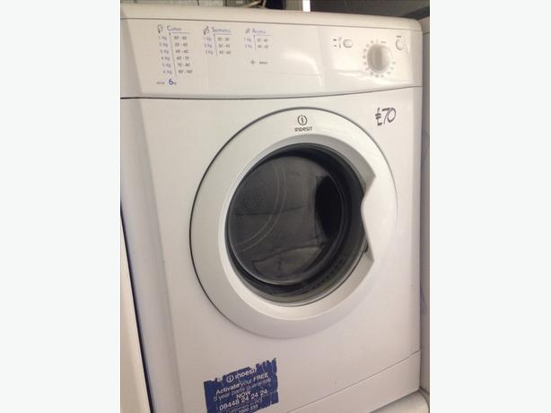 INDESIT VENTED 6KG DRYER