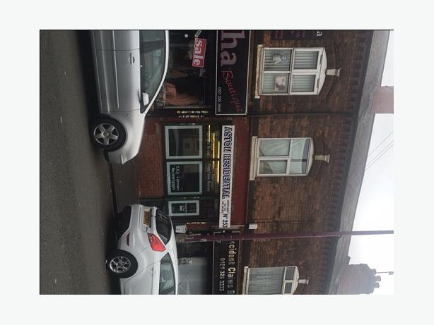 *B.C.H*-Commercial Shop-Witton Road, ASTON