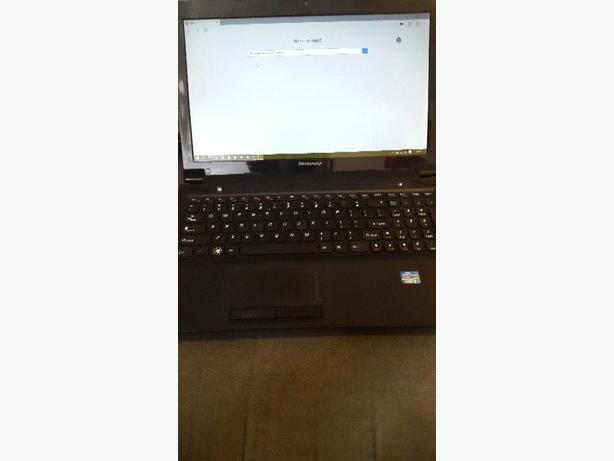Lenovi 15.6  laptop
