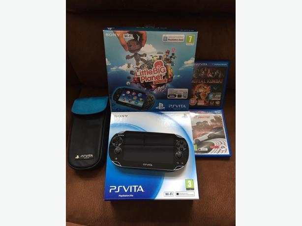 ps Vita IMMACULATE CONDITION!!!