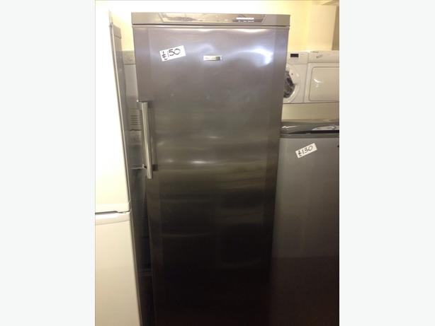 PHILCO TALL FREEZER STAINLESS STEEL