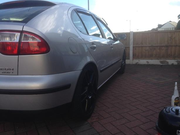 Seat Leon Cupra BIG SPEC!