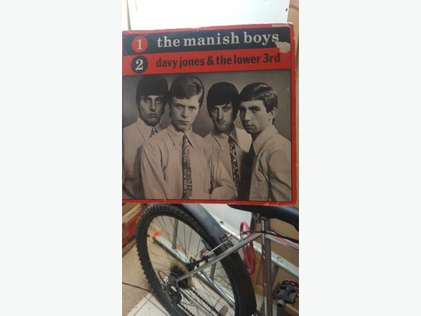 the manish boys vinyl