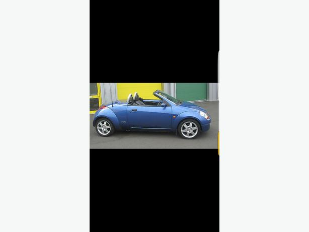 Ford KA luxury streetka convertible