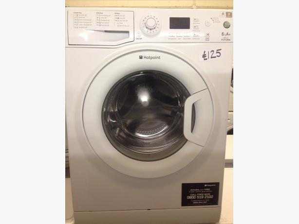 HOTPOINT 6KG WASHING MACHINE00