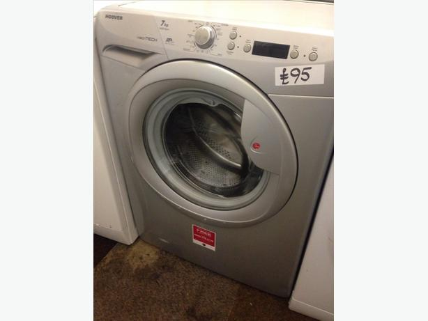 HOOVER 7KG 1400 SPIN WASHING MACHINE001