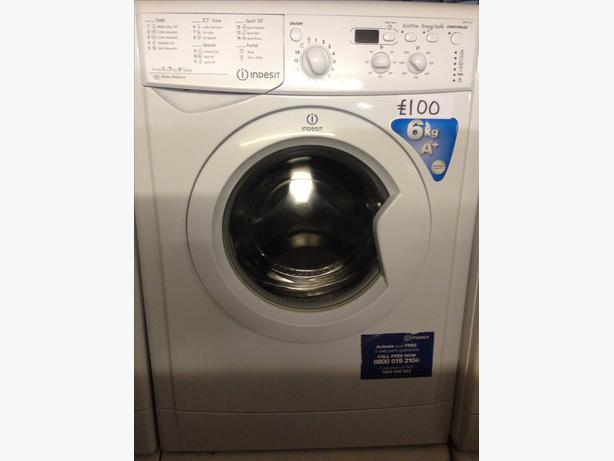 INDESIT WASHING MACHINE 1-7KG