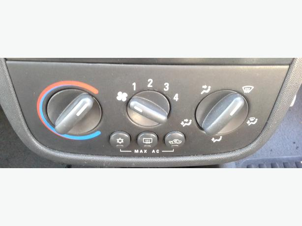 VAUXHALL CORSA C 00-06  HEATER PANEL WITH A/C SWITCH