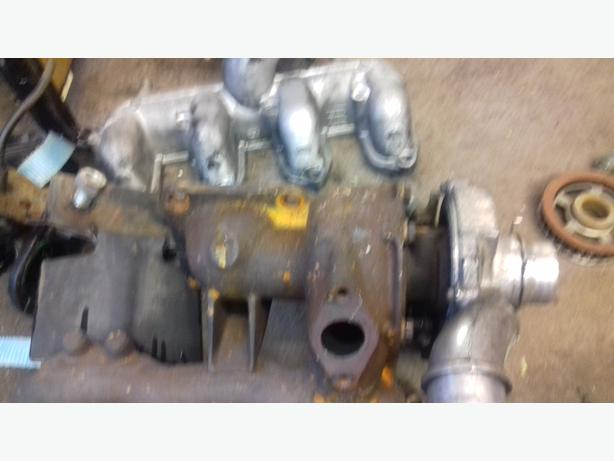 ford focus transit connect cylinder head