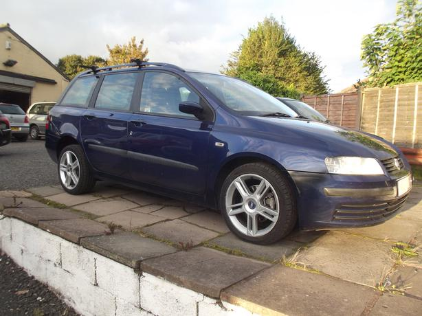 fiat stilo diesel estate
