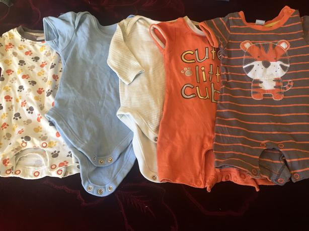 1-3 month baby clothing