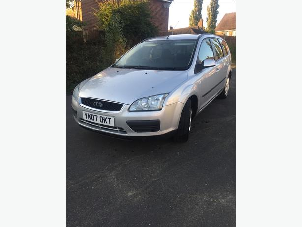 CHEAPEST FOCUS TDVI ESTATE ON HERE 2007 PLATE 1 OWNER