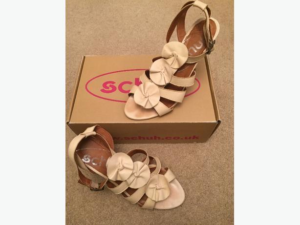 Schuh Leather Sandal