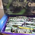 FIREWORKS AND ARMY CUBE MULTI BOX OF FIREWORKS