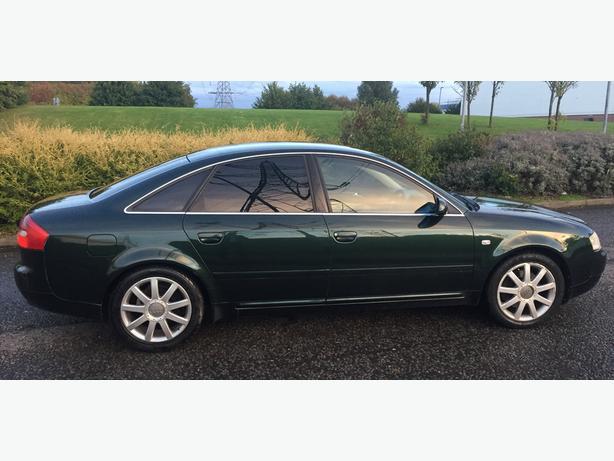 2003 52 Audi A6 2 5 Tdi Diesel Sport Cvt Auto Luxury Car