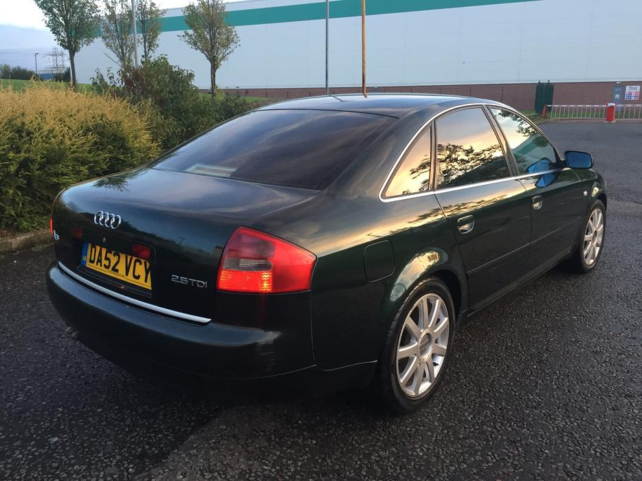 2003 52 audi a6 2 5 tdi diesel sport cvt auto luxury car wednesbury dudley mobile. Black Bedroom Furniture Sets. Home Design Ideas