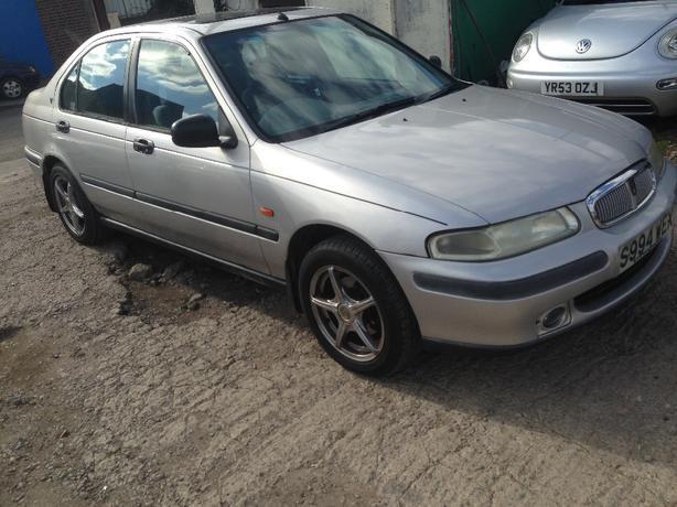 rover416 auto 395