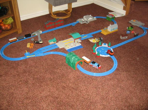 Thomas the Tank Train Set