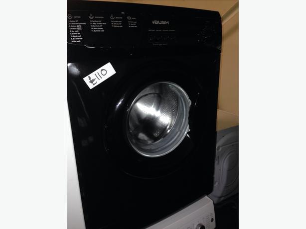BUSH WASHING MACHINE 6KG BLACK