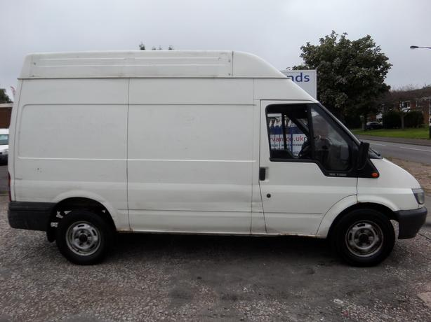 2003 FORD TRANSIT 350 - MWB - EXTRA HIGH ROOF 2.4 DIESEL