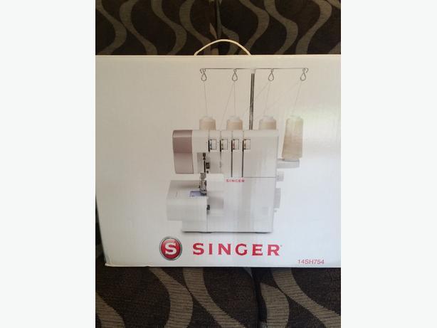 Singer Overlocker