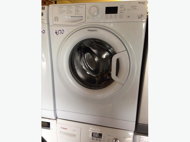 HOTPOINT WASHING MACHINE 1-9KG A++