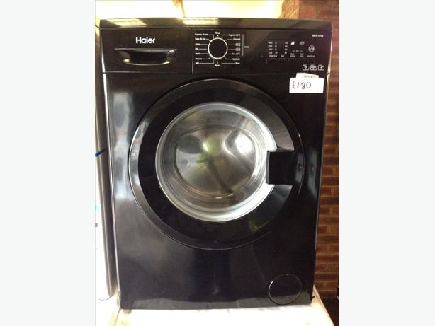 GRADED HAIER WASHING MACHINE 7KG 1400 SPIN