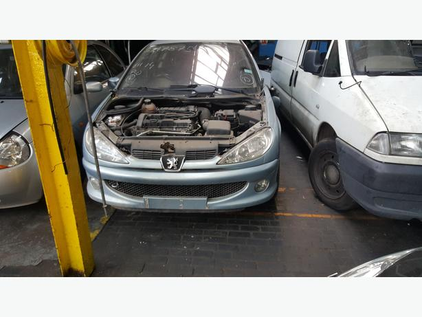 PEUGEOT 206 04 REG FRONT BUMPER FOR SALE