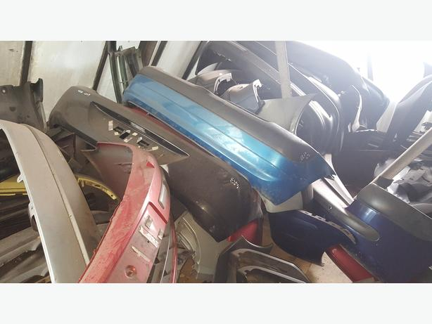 RENAULT CLIO 04 REG REAR BUMPER FOR SALE IN DIFFERENT COLORS