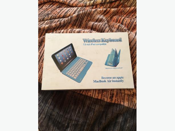 "Wireless Keyboard 7.9"" Ipad compatable"
