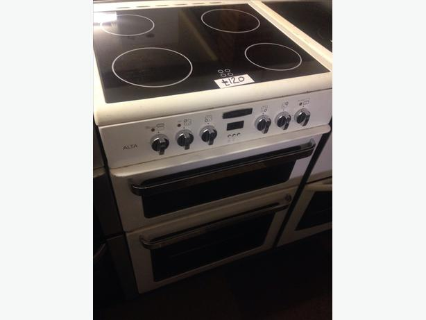 LEISURE 60CM FAN ASSISTED ELECTRIC COOKER