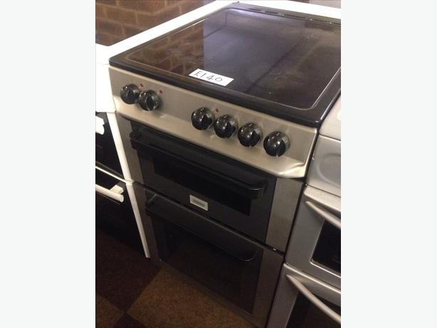 ZANUSSI FAN ASSISTED ELECTRIC COOKER 50CM