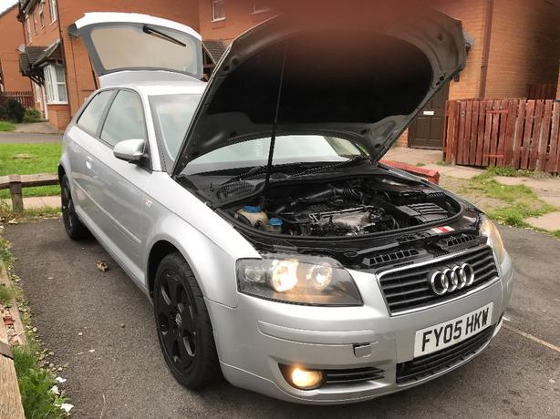 trade/sale 2005 audi a3 2 litre tdi needs clutch no other faults swap sell ?