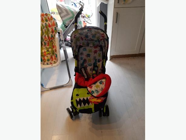 cosatto monster 2 stroller