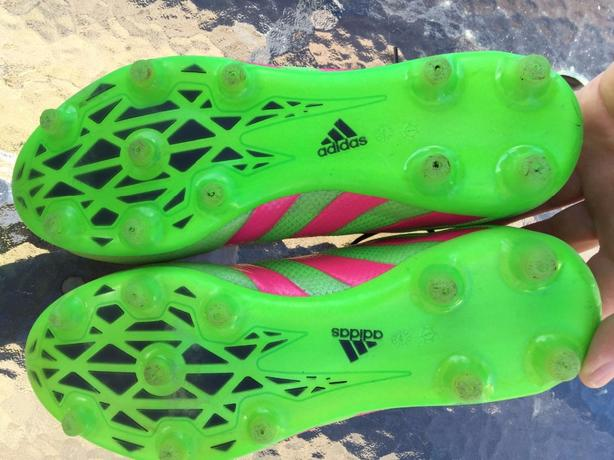 addidas football boots size 7