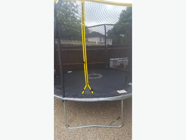trampoline really good condition