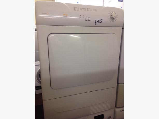 CANDY 8KG CONDENSER DRYER0