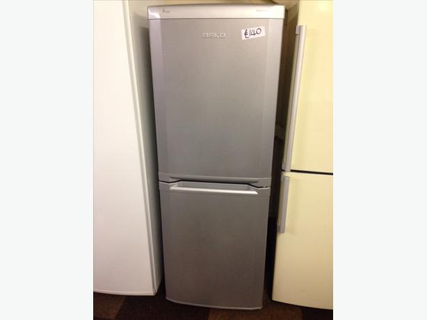 BEKO SILVER FRIDGE FREEZER02