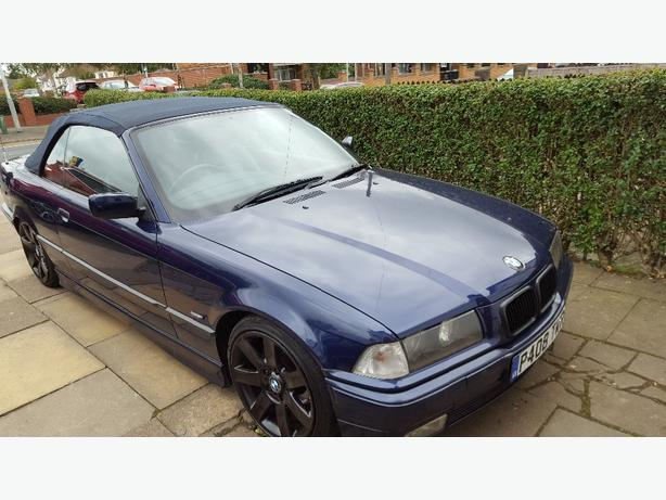 bmw cabby 1.8 petrol swap or sell