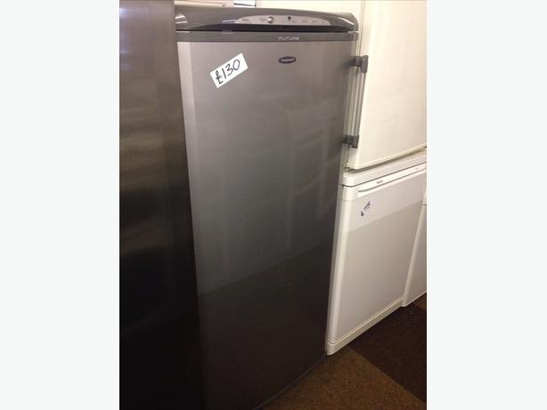 HOTPOINT FREEZER GRAPHITE GREY